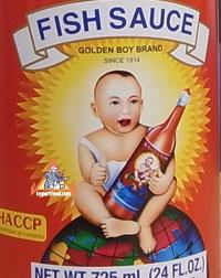 golden boy, fish sauce