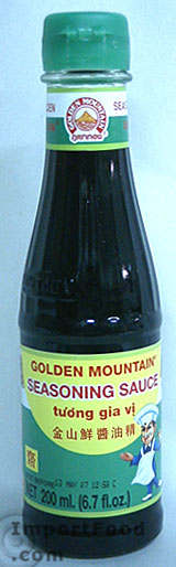 golden mountain sauce