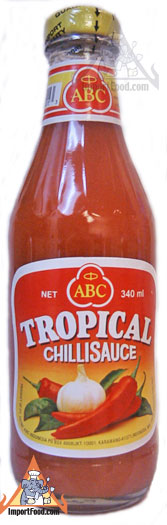 tropical chili sauce, abc