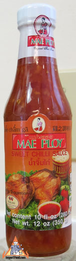 mae ploy sweet chilli sauce for chicken