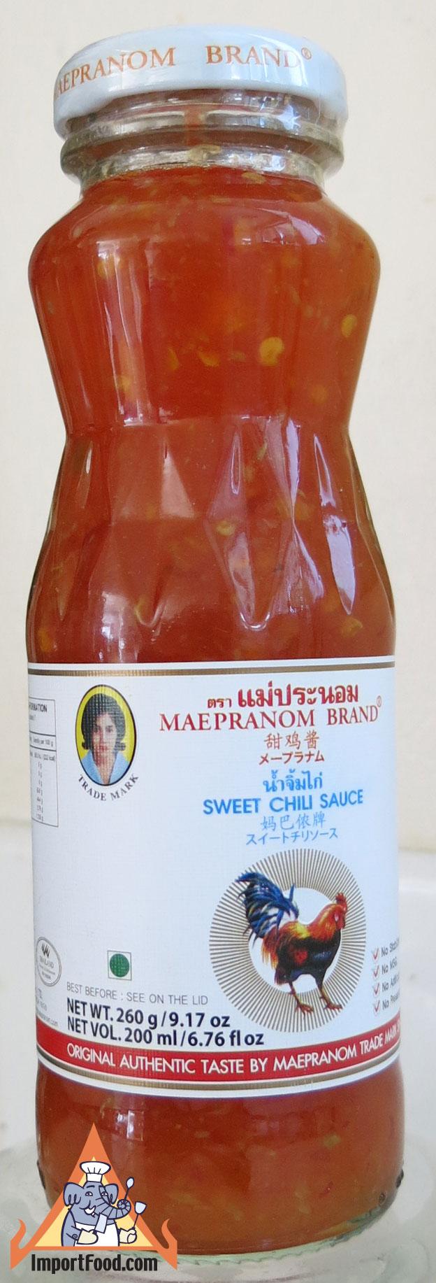 mild thai sweet chilli sauce sweet chilli sauce thai sweet ...