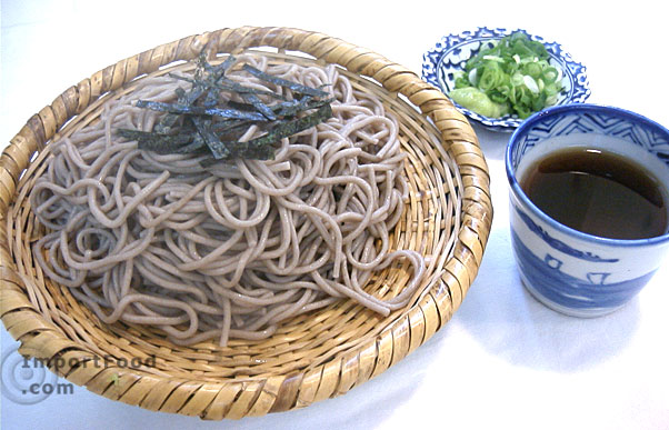 Soba Recipe (Japanese Buckwheat Noodle)