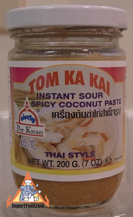 tom kha paste, por kwan