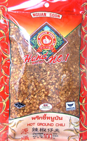 ground thai chile pepper