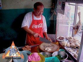 Sidewalk Guide to Bangkok's Finest Street Vendors - Saochingcha Area - Chaiyo