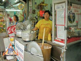 Sidewalk Guide to Bangkok's Finest Street Vendors - Thong Lor Area - Joke 38