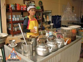 Sidewalk Guide to Bangkok's Finest Street Vendors - Saochingcha Area - Cafe Boran