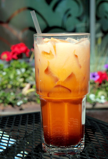 thai iced tea a summer dream thai tea has become very popular in the ...