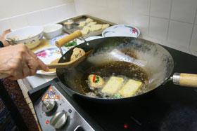 Thai-Style Toast, 'Khanom Bung Na Goong Roy Nga'