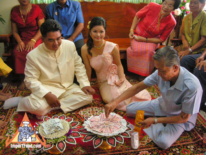 Thai Bride And Groom 52