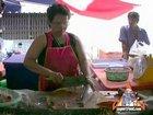 Market Fish Vendor: Preparing Pla Chon