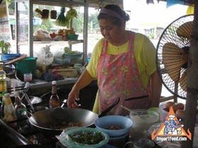 Street Vendor: Pad Siew
