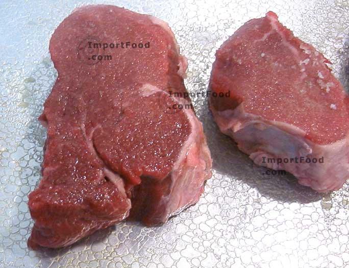 Beef Wasabi with Hoisin Green Salad & FiveSpice Sweet Potato  ImportFoo # Wasbak Zeef_202434