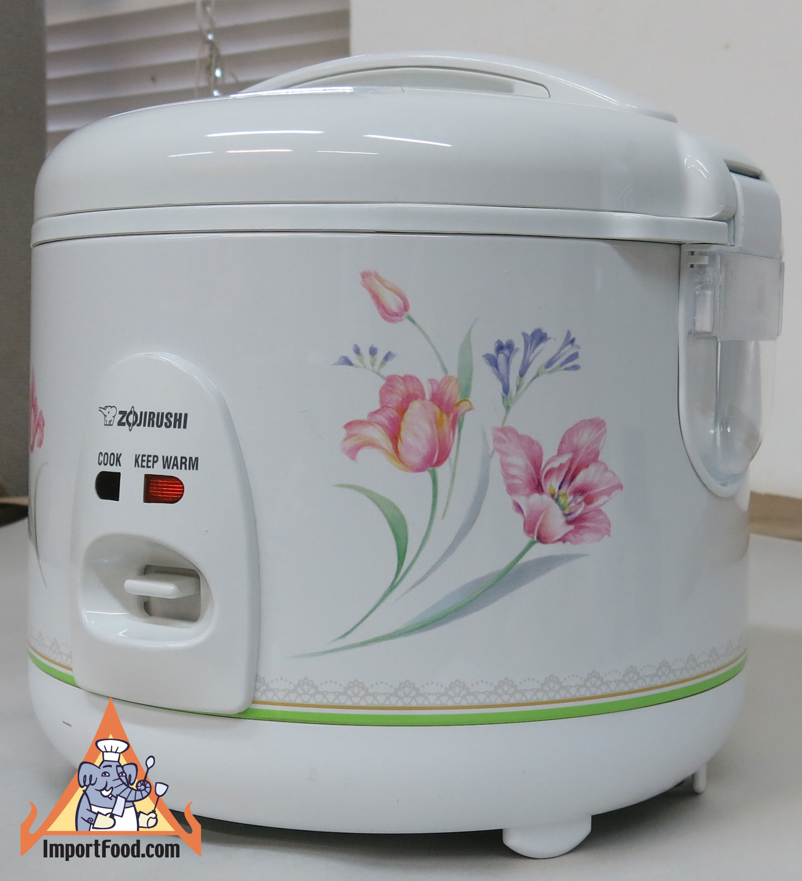 Rice Cooker, Made In Thailand By Zojirushi, Available