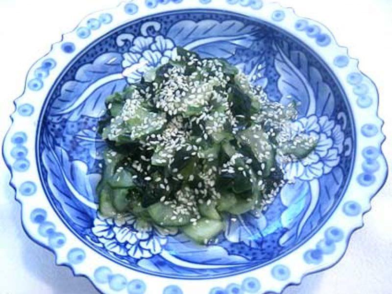 "Wakame Salad ""Sunomono"""