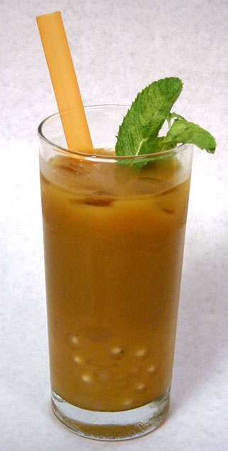 Thai-Style Bubble Tea