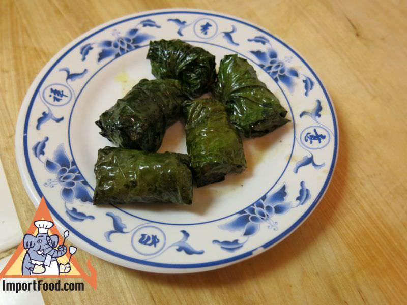 Betel Wrapped Beef and Pork, Bo La Lot