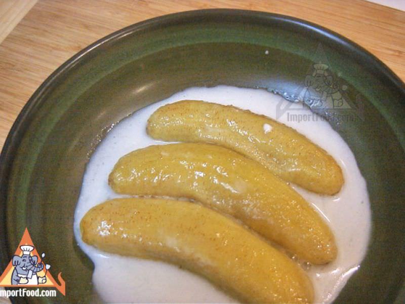Thai Candied Bananas, 'Kluay Cheuam'