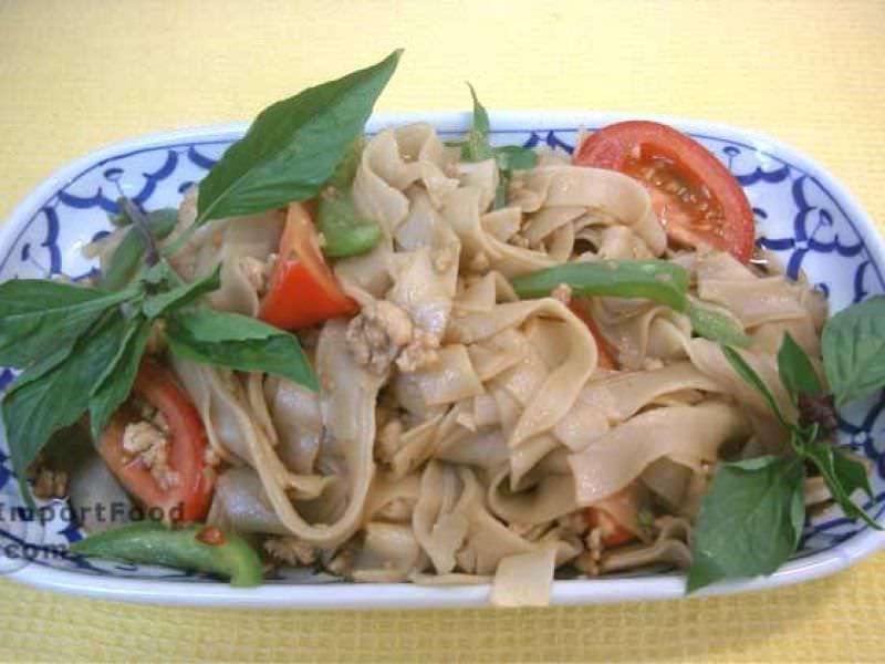 Drunken Noodles, 'Pad Kee Mao'