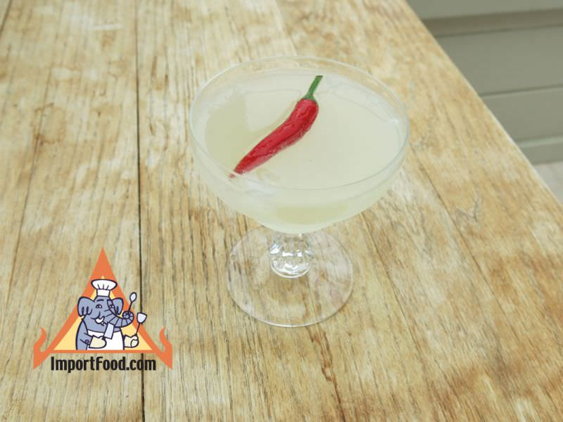 Killer B Thai Red Chile - Peppercorn Cocktail