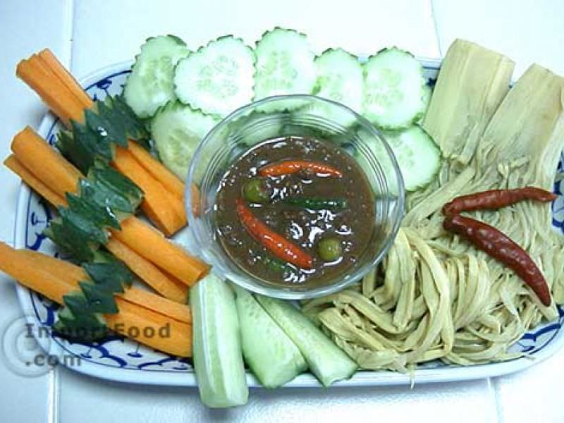 Thai Shrimp Paste Chile Sauce, 'Nam Prik Kapi'