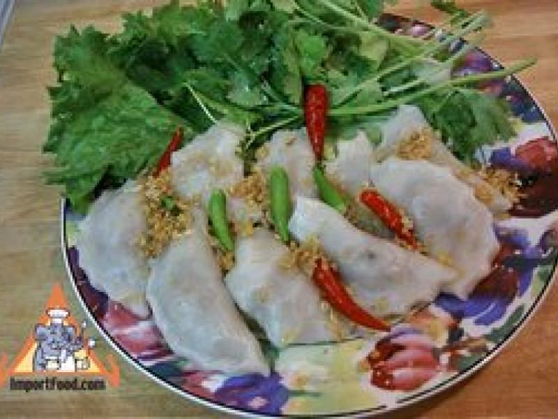 Steamed Thai Dumplings, 'Pun Sip Neung'