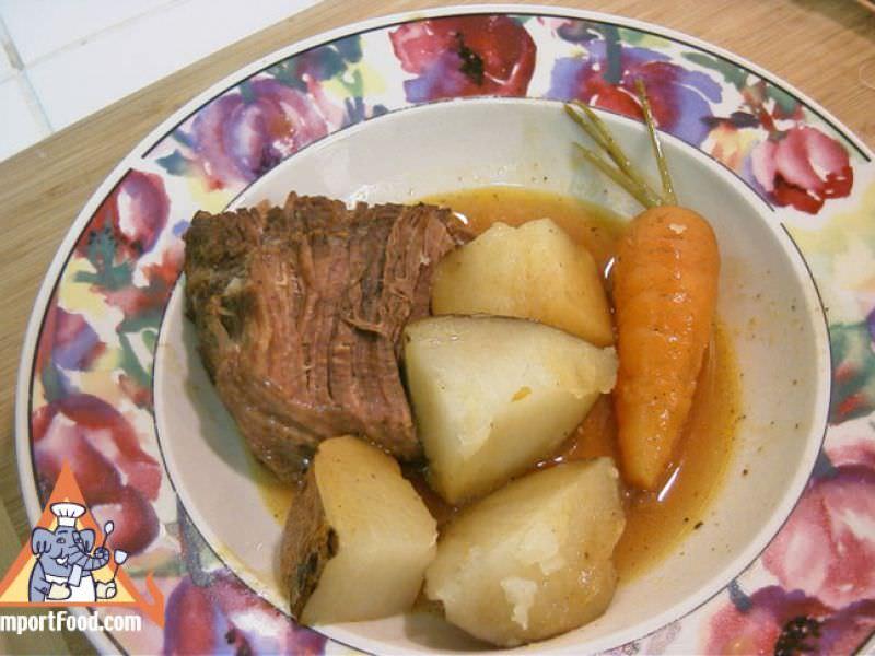 Thai-Style Pot Roast