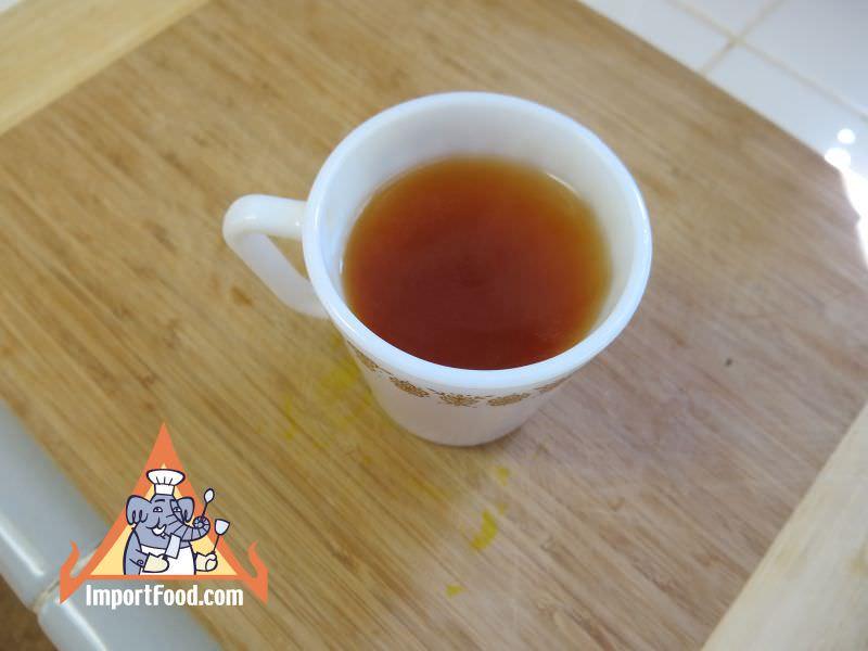 Fresh Turmeric Tea