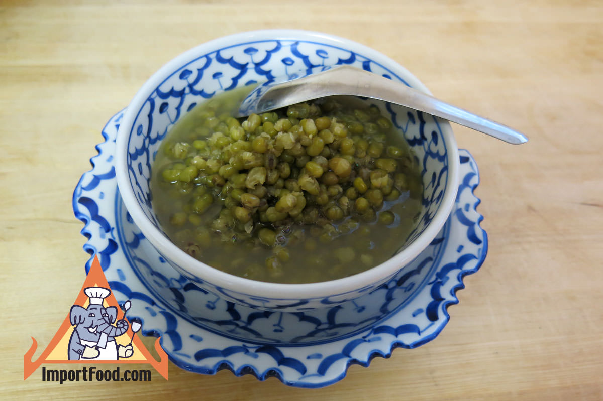 Mungbeans in Sugar Syrup