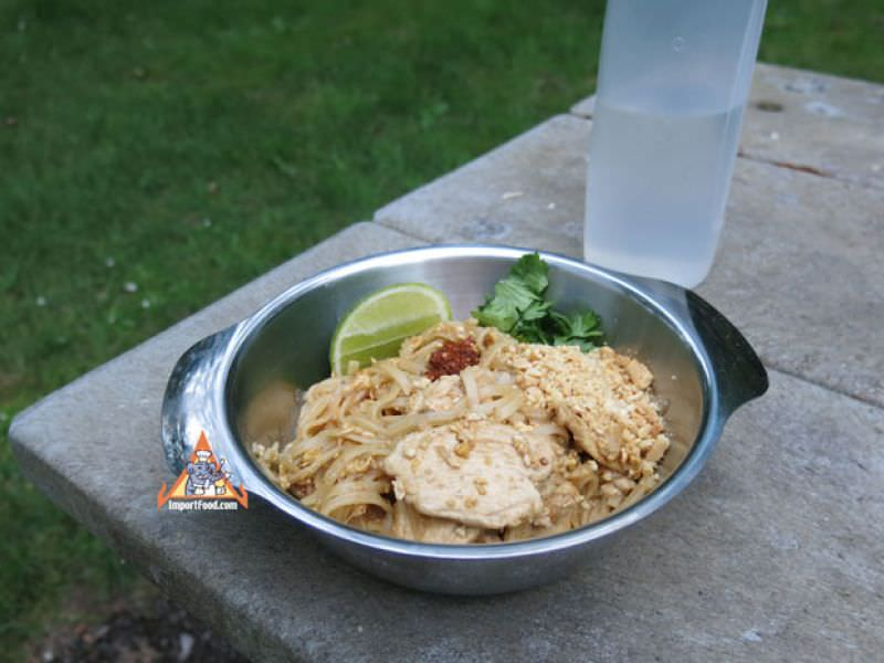 Picnic Table Pad Thai