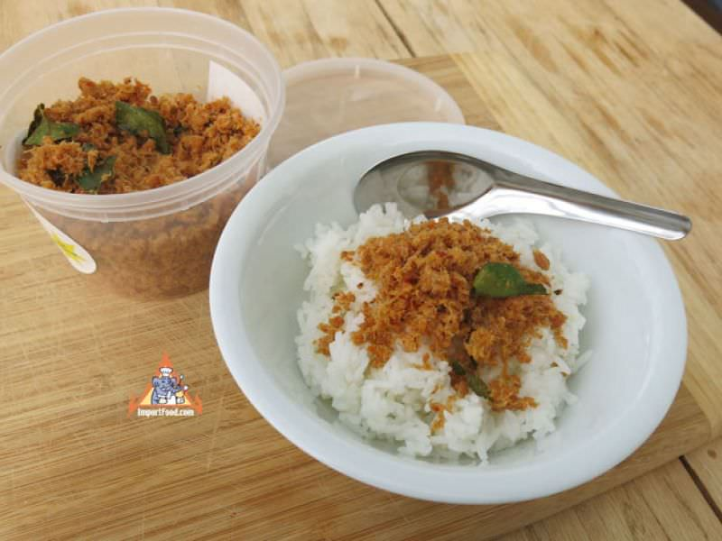 Thai Namprik Pla - Chile Paste Made With Fish