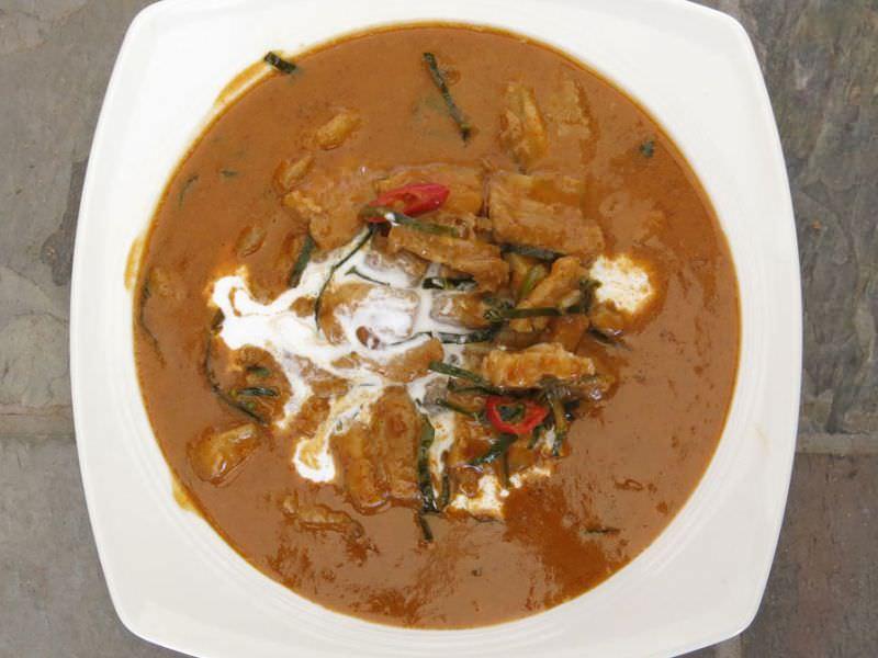 Thai Panang Pork - Mae Pranom