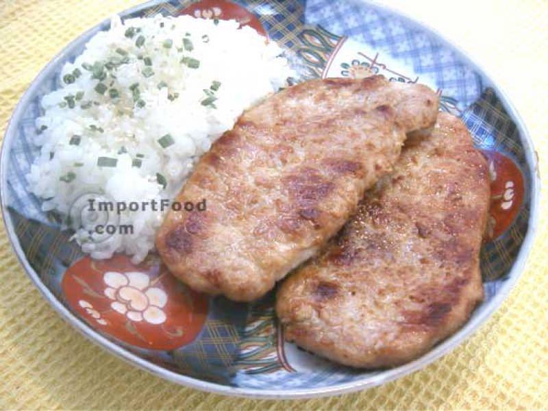 Shougayaki - Japanese Ginger Pork