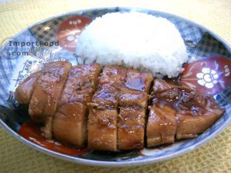 Teriyaki Chicken - Japanese Style
