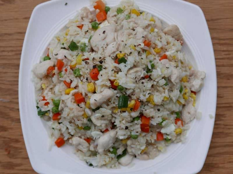 Back to Basics Fried Rice