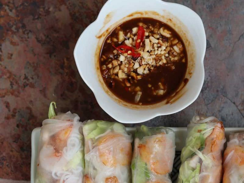 Salad Roll Hoisin Dipping Sauce