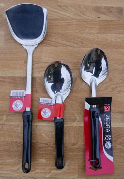 Thai Tools and Knives Update / ImportFood