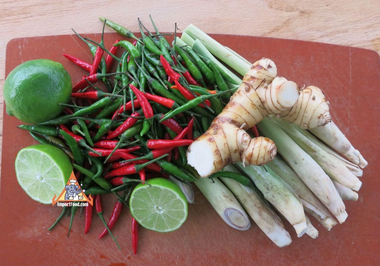 Fresh Thai Produce Update / ImportFood