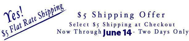 June Thai Recipe & Flat Rate Shipping Update