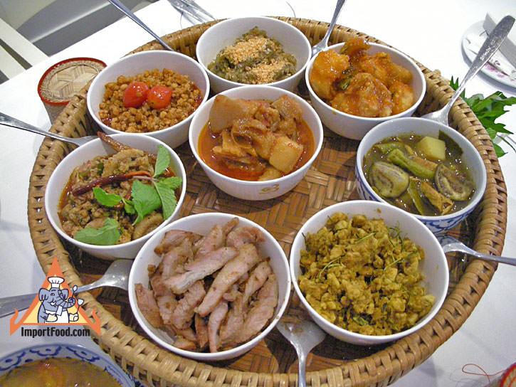 Regional Thai Food