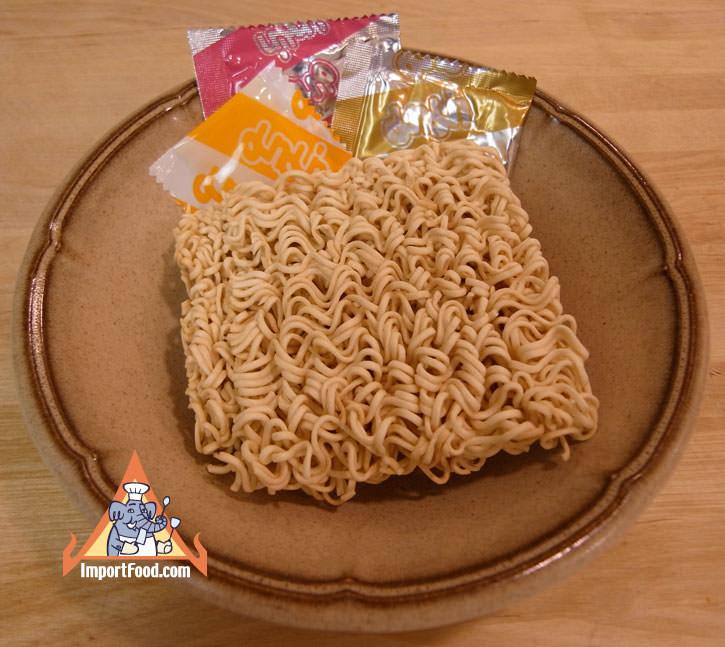 thailand instant noodle brand