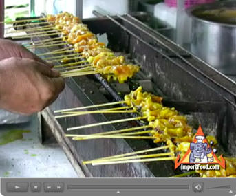 Thai Satay Grill Importfood