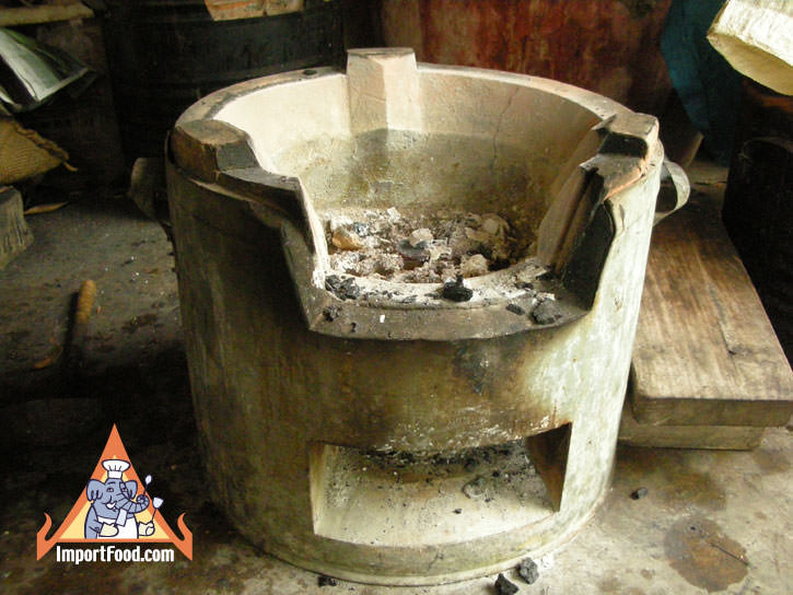 Tao Charcoal Burner Made In Thailand Importfood