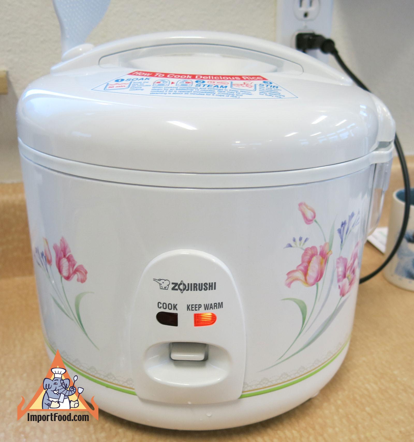 10 Cup Rice Cooker $10895 Zojirushi_01lg Zojirushi_02lg