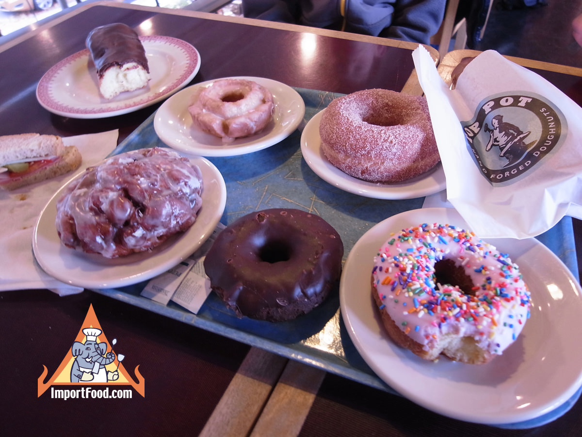 Top pot doughnuts in seattle
