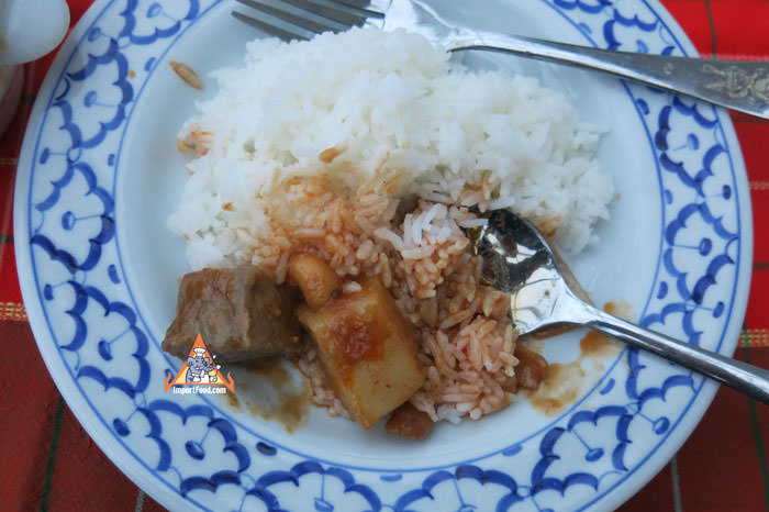 Enjoy Massaman Beef