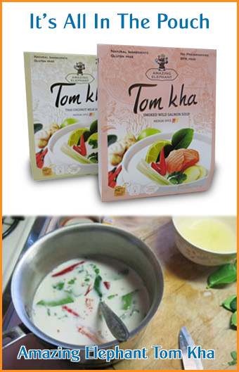 Amazing Elephant Tom Kha