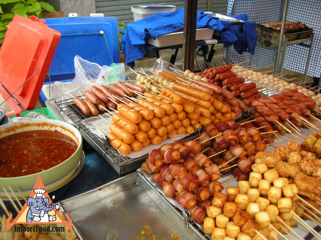 Thai Meatball Vendor 11