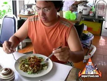 Vegetarian Pad Siew