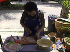 Fresh Wide Rice Noodles